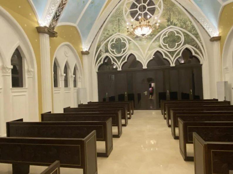 婚礼堂发布:9大独立殿堂!海花岛婚礼庄园迎来首场婚礼  第9张