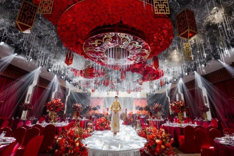 婚礼堂发布:6000平米!东庆童话5大主题宴会厅  第3张