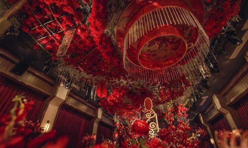 婚礼堂发布:6000平米!东庆童话5大主题宴会厅  第5张