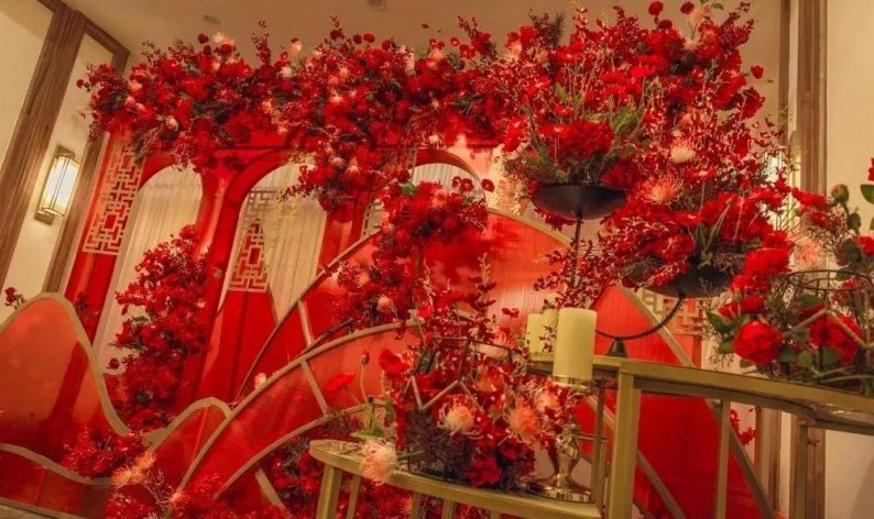 婚礼堂发布:6000平米!东庆童话5大主题宴会厅  第6张