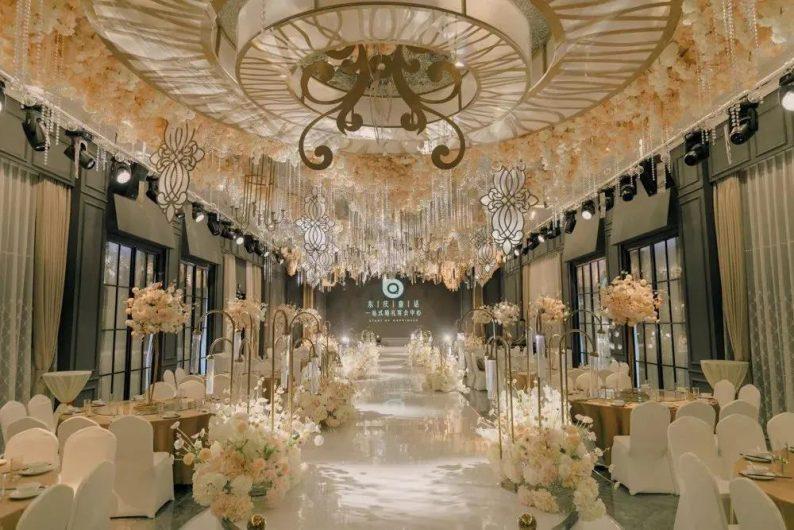 婚礼堂发布:6000平米!东庆童话5大主题宴会厅  第7张