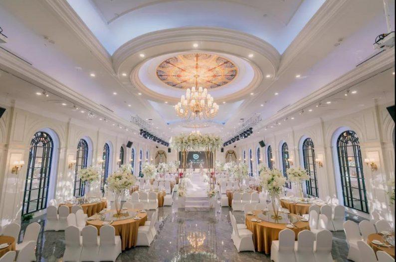 婚礼堂发布:6000平米!东庆童话5大主题宴会厅  第8张
