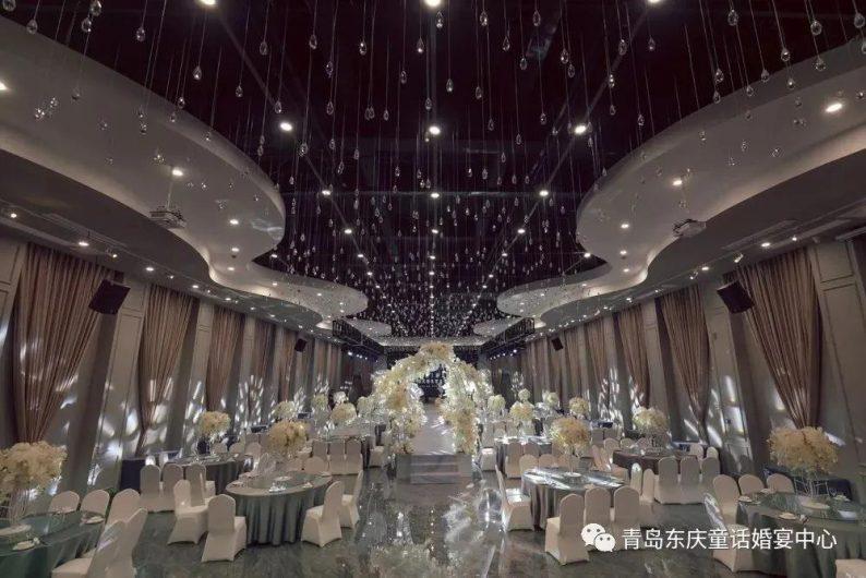 婚礼堂发布:6000平米!东庆童话5大主题宴会厅  第9张