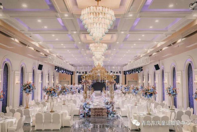 婚礼堂发布:6000平米!东庆童话5大主题宴会厅  第10张