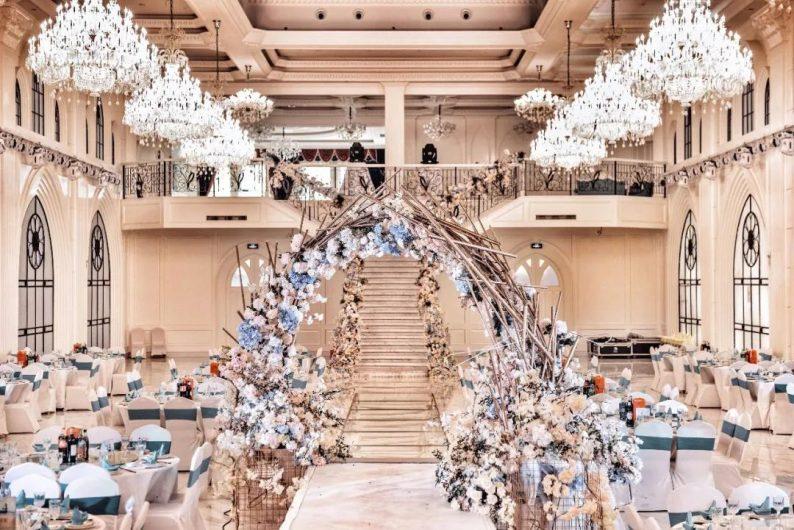 婚礼堂发布:占地30亩!5000万巨资打造庄园婚礼宴会中心  第4张