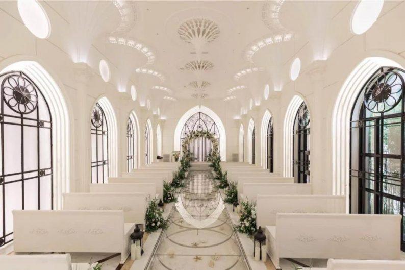 婚礼堂发布:占地30亩!5000万巨资打造庄园婚礼宴会中心  第11张