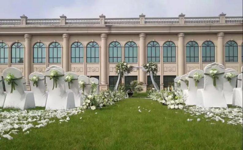 婚礼堂发布:占地30亩!5000万巨资打造庄园婚礼宴会中心  第13张
