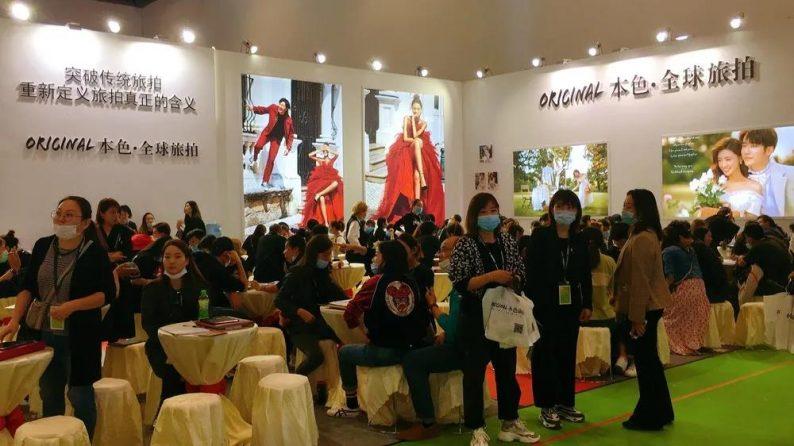 中国婚博会北京终于来了,首日成交额3.61亿元  第17张