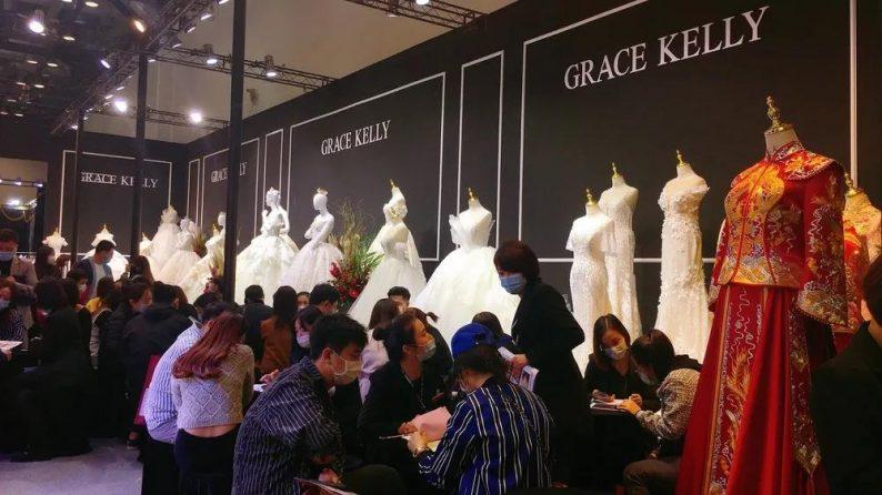 中国婚博会北京终于来了,首日成交额3.61亿元  第18张