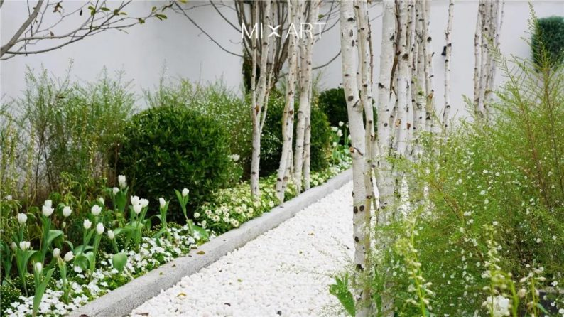 婚礼堂发布:北京城市中的婚礼花园  第14张