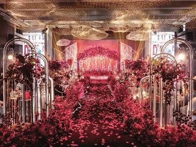 天津婚庆市场:户外婚礼受欢迎,婚庆公司出现新变化  第1张