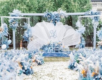 天津婚庆市场:户外婚礼受欢迎,婚庆公司出现新变化  第4张