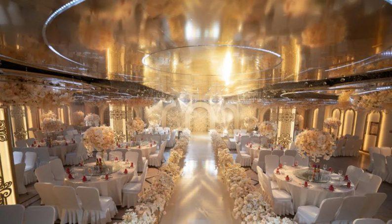 婚礼堂发布:琼海新地标!百万级主题婚礼堂震撼来袭