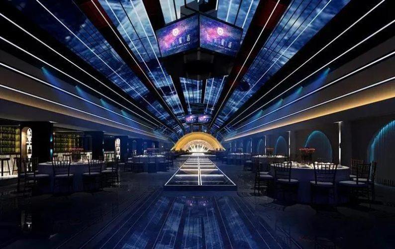 婚礼堂发布:紧邻网红打卡地,橘子洲头的5大特色主题宴会厅  第3张