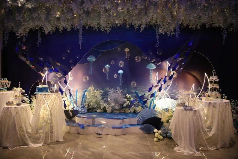 婚礼堂发布:紧邻网红打卡地,橘子洲头的5大特色主题宴会厅  第6张