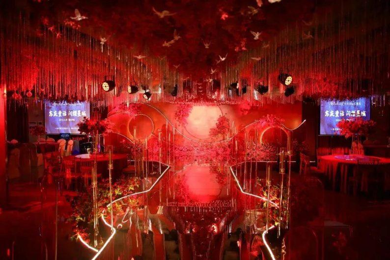 婚礼堂发布:紧邻网红打卡地,橘子洲头的5大特色主题宴会厅  第8张