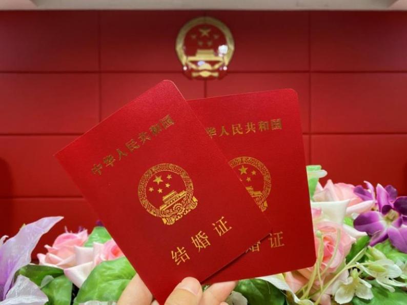 """""""十全十美""""日迎结婚潮!北京结婚登记3583对  第3张"""