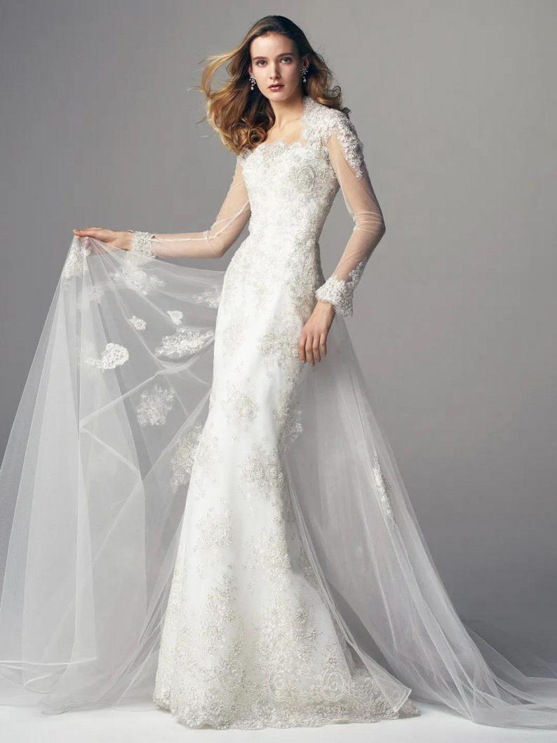 """88岁的""""万年少女""""!她一生只设计一种服装——婚纱  第9张"""