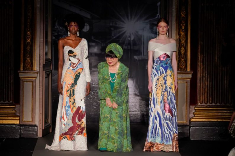 """88岁的""""万年少女""""!她一生只设计一种服装——婚纱  第15张"""