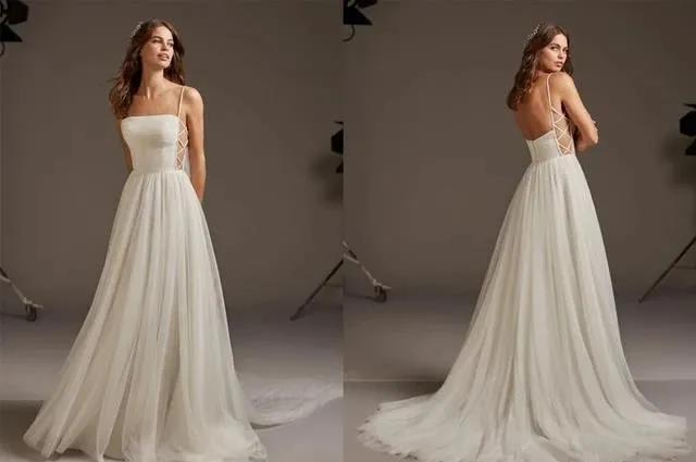国宝级高定婚纱,西班牙Pronovias 2020系列  第1张