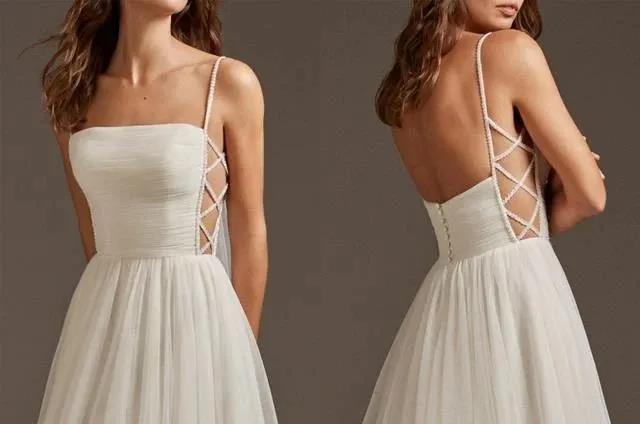 国宝级高定婚纱,西班牙Pronovias 2020系列  第2张