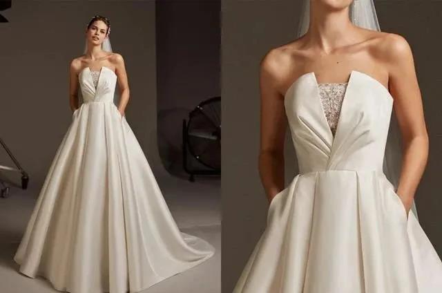 国宝级高定婚纱,西班牙Pronovias 2020系列  第7张