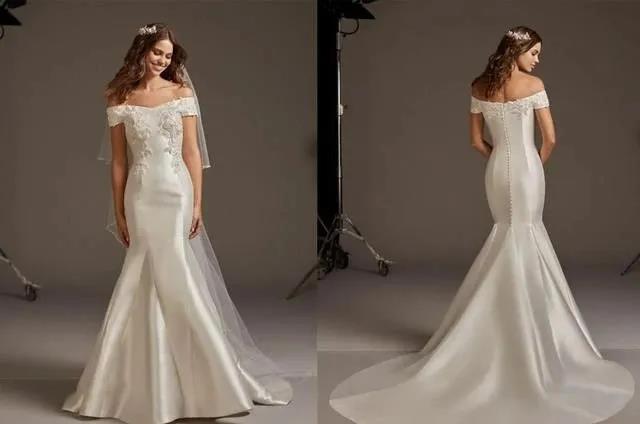 国宝级高定婚纱,西班牙Pronovias 2020系列  第9张