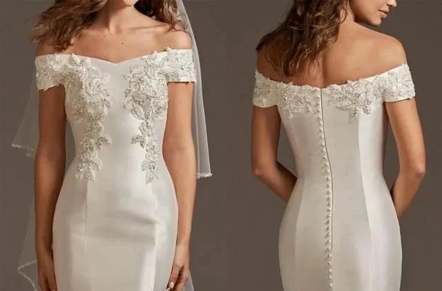 国宝级高定婚纱,西班牙Pronovias 2020系列  第10张