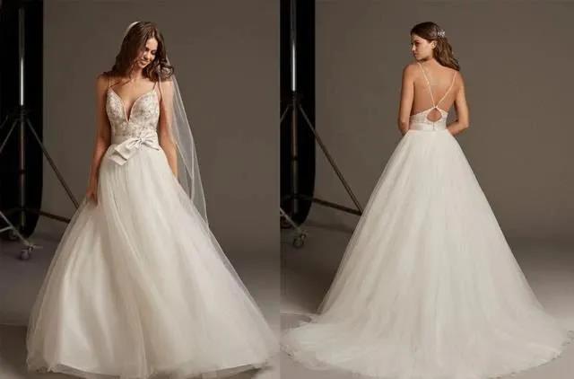 国宝级高定婚纱,西班牙Pronovias 2020系列  第13张