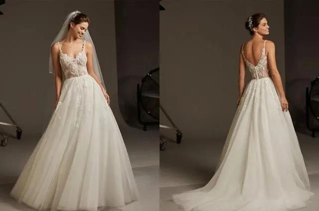 国宝级高定婚纱,西班牙Pronovias 2020系列  第20张