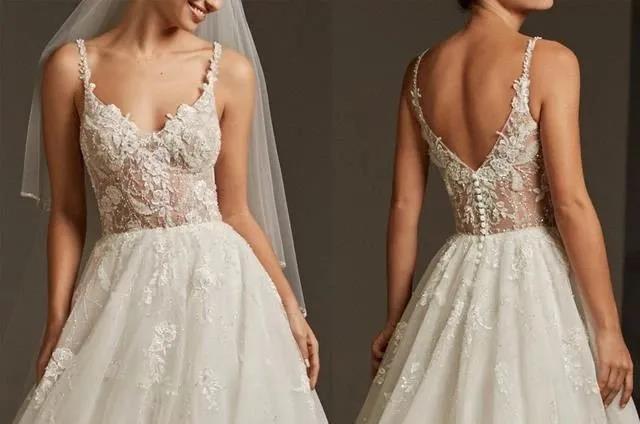 国宝级高定婚纱,西班牙Pronovias 2020系列  第21张