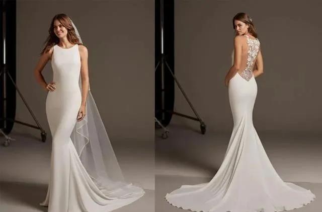 国宝级高定婚纱,西班牙Pronovias 2020系列  第23张