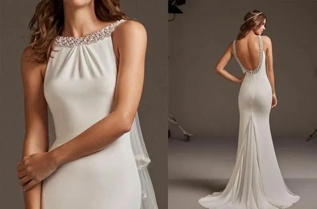 国宝级高定婚纱,西班牙Pronovias 2020系列  第24张
