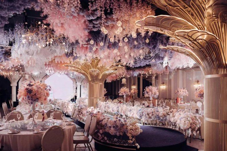 婚礼堂发布:8000平、投资近4千万,咸宁首家艺术级主题宴会厅  第6张