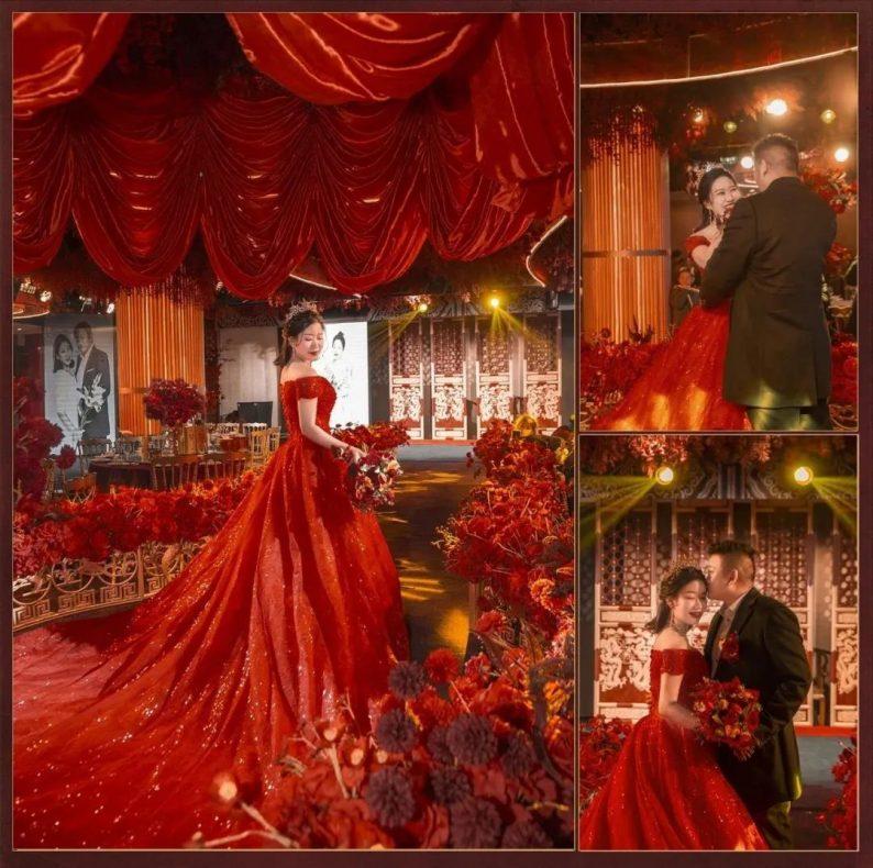 婚礼堂发布:8000平、投资近4千万,咸宁首家艺术级主题宴会厅  第11张