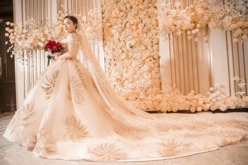 婚礼堂发布:8000平、投资近4千万,咸宁首家艺术级主题宴会厅  第13张