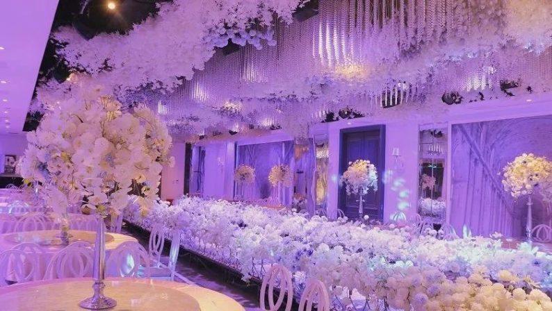 婚礼堂发布:8000平、投资近4千万,咸宁首家艺术级主题宴会厅  第14张