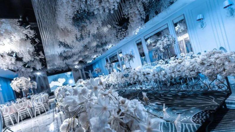 婚礼堂发布:8000平、投资近4千万,咸宁首家艺术级主题宴会厅  第15张