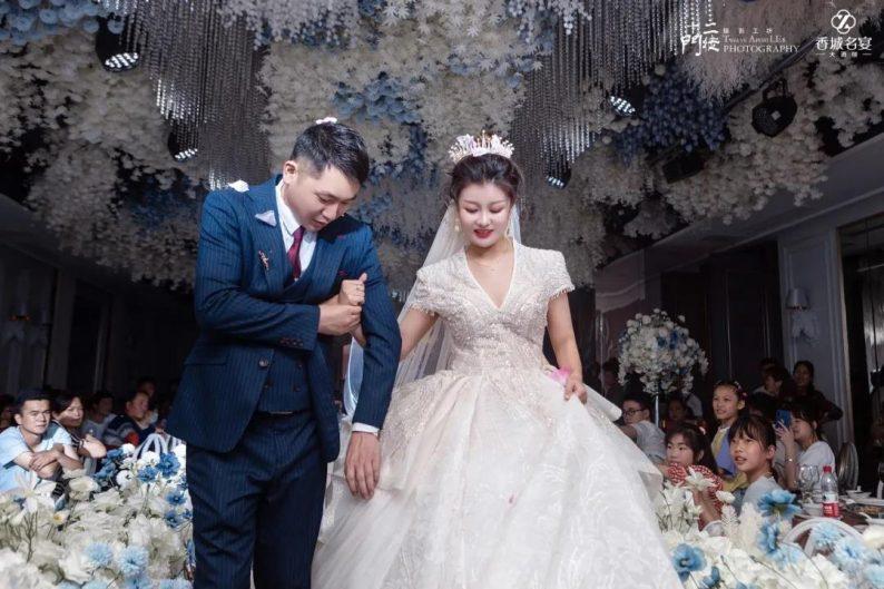 婚礼堂发布:8000平、投资近4千万,咸宁首家艺术级主题宴会厅  第16张