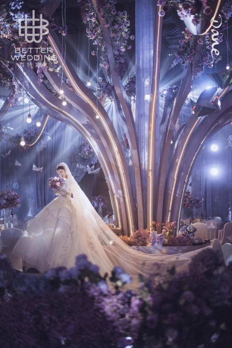 一场200万+的世纪高定婚礼!  第2张