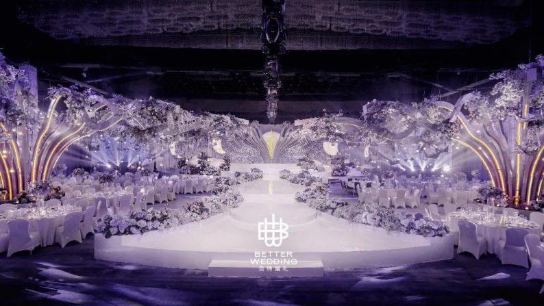 一场200万+的世纪高定婚礼!  第4张