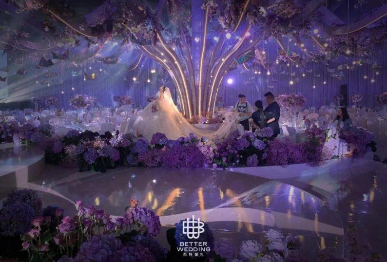 一场200万+的世纪高定婚礼!  第46张