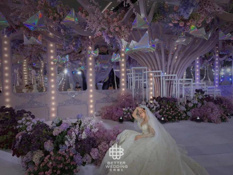 一场200万+的世纪高定婚礼!  第50张