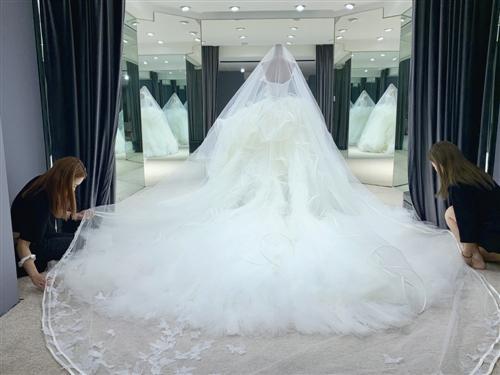 """从""""租""""到""""买""""!婚纱消费理念升级,定制婚纱接受度提高"""