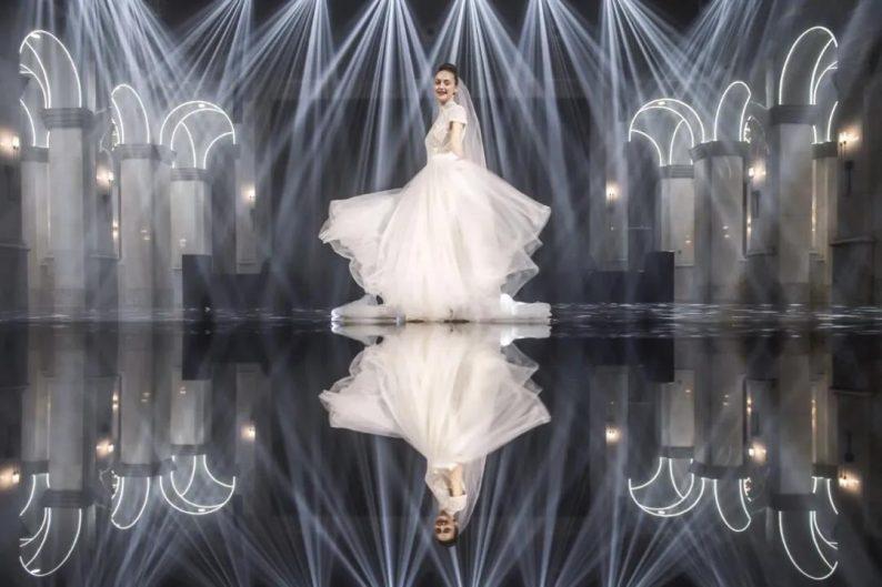 """婚礼堂发布:全景玻璃阳光厅!""""塞上江南""""的特色花园型宴会中心  第8张"""