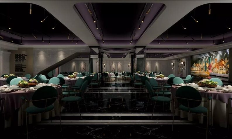 """婚礼堂发布:全景玻璃阳光厅!""""塞上江南""""的特色花园型宴会中心  第10张"""