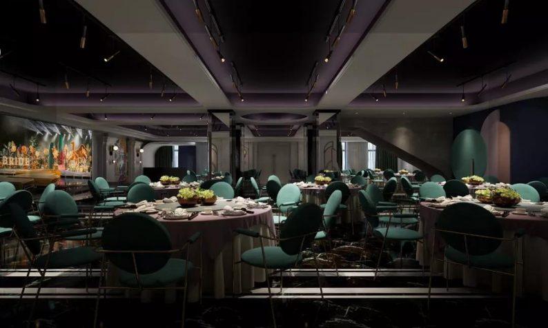 """婚礼堂发布:全景玻璃阳光厅!""""塞上江南""""的特色花园型宴会中心  第11张"""