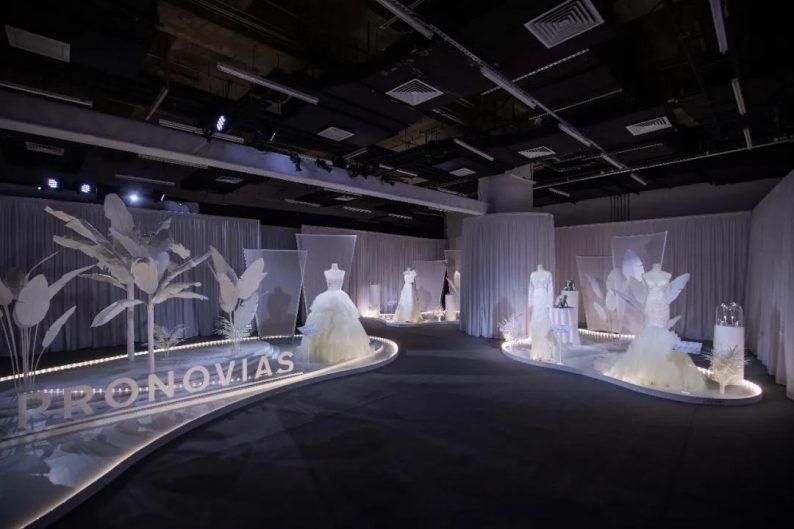 直击现场 | 全球顶级奢华婚纱亮相上海时装周  第13张