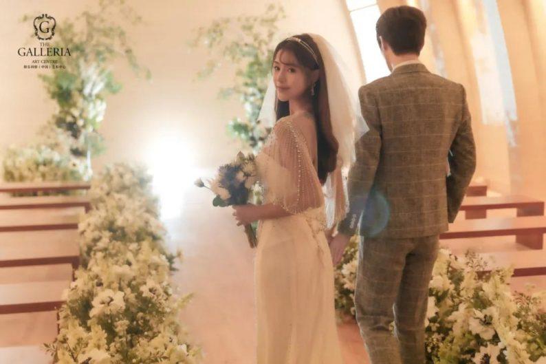 婚礼堂发布:格乐利雅杭州新店「 天空之城 」  第6张