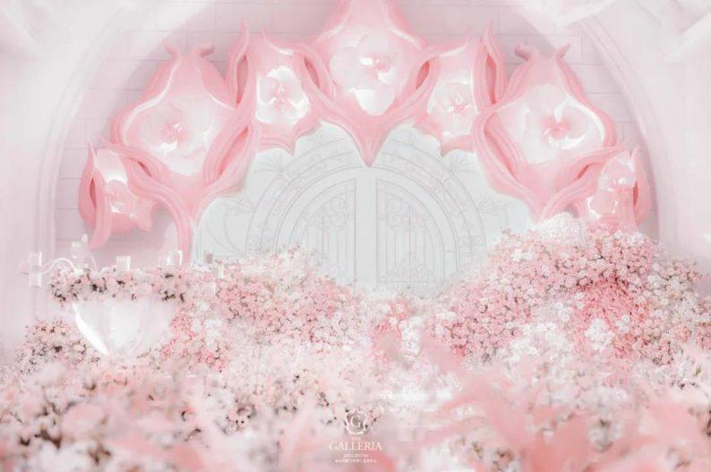 婚礼堂发布:格乐利雅杭州新店「 天空之城 」  第9张